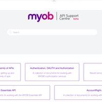 MYOBapi Developer Centre